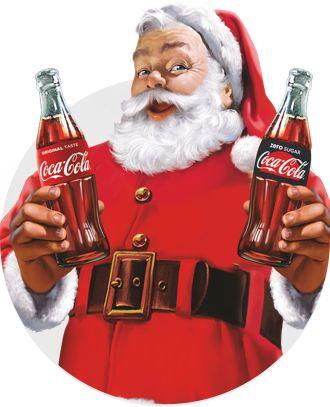 Image Pere Noel Coca Cola.Epingle Sur Coca Cola