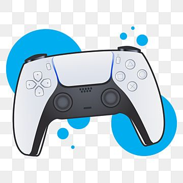 White Video Game Controller With Blue Background Video Game Controller Controller Play Png And Vector With Transparent Background For Free Download In 2021 Game Controller Art Game Controller Iphone Wallpaper Logo
