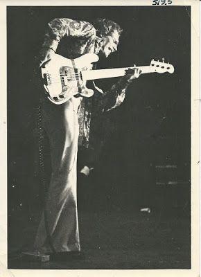 Missionaria Protectiva Bass Culture Tim Bogert Bass Guitarist Blues Rock John Mellencamp