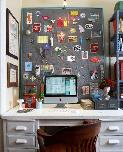 Work Space with Heart!