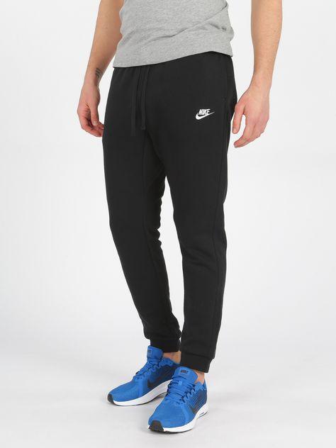 pantaloni nike con striscia laterale