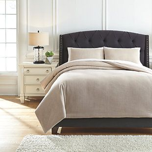 Mayda 3 Piece King Comforter Set Ashley Furniture Homestore