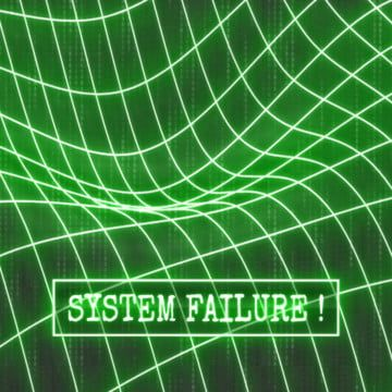 Hacking Technology Green Grid With System Failure Text Technology Green System Png Transparent Clipart Image And Psd File For Free Download Clip Art Logotype Design Simple Graphic