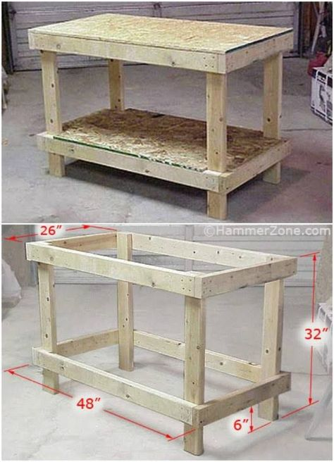 If you have ever wanted to build your own furniture or home decor, I have a wonderful treat for you. I've found 50 home decor and furniture ideas that you can make from 2X4s. The wonderful thing about this project list is you don't have to have a lot of woodworking experience or expensive...
