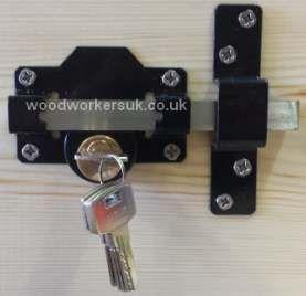 Locks For Wooden Gates Garage Doors A Guide Inwood Cymru Ltd Gate Locks Wooden Gates Double Wooden Gates