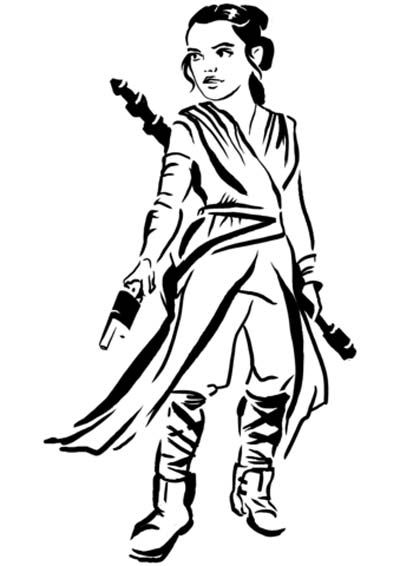 100 Star Wars Coloring Pages Coloring Pages Warrior Girl Star