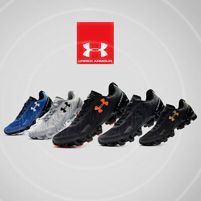 2020 Under Armour Scorpio 2 Mens Black Running Road Sports Shoes Trainers Us7 11 Fashion Clothing Shoes Acce Under Armour Shoes Under Armour Shoes Trainers