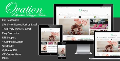 Ovation News Magazine Responsive Blogger Theme Download  Ovation is the most efficient blogger theme for your magazine , news editorial, newspaper website.   It has a lot of option that magazine website need. For example ability to change layout for each categories, breadcrumbs for post and category, social widget, post widget that has many options to... http://freenetdownload.com/ovation-news-magazine-responsive-blogger-theme-download/
