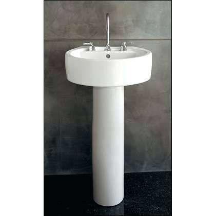 Extraklein Waschbecken Mini Square Bild 5 Beton Badezimmer