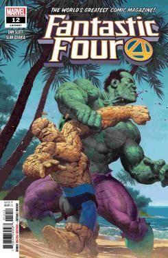 Calendario Mr Wonderful Julio 2019.Hulk Vs La Cosa En Fantastic Four 12 Julio 2019 Arte