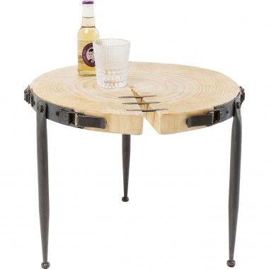 Table Basse Bosco 41cm Kare Design Table Basse Design Rustique Table Basse Rangement