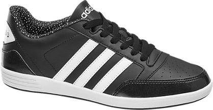 ORIGINAL ADIDAS DAMEN Sneaker VL HOOPS LOW blau Neu OVP