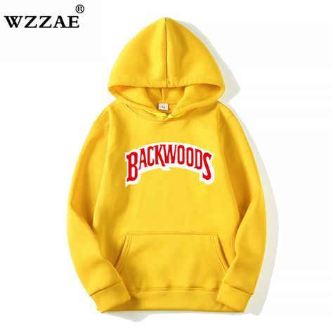 Backwoods Sweatshirt Men Hip Hop hoodie SF – loveitbabe