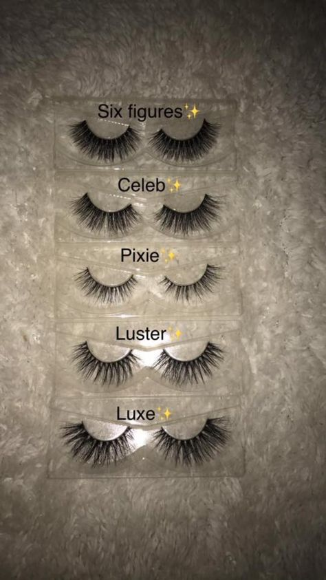 58e6b029520 Image of Luxter mink lashes