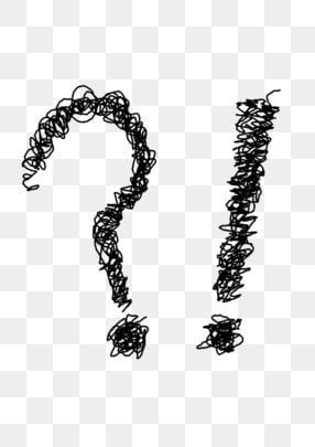 خط الأفكار البسيطة علامة استفهام علامة تعجب علامة استفهام علامة تعجب رمز Png وملف Psd للتحميل مجانا Exclamation Mark Question Mark This Or That Questions