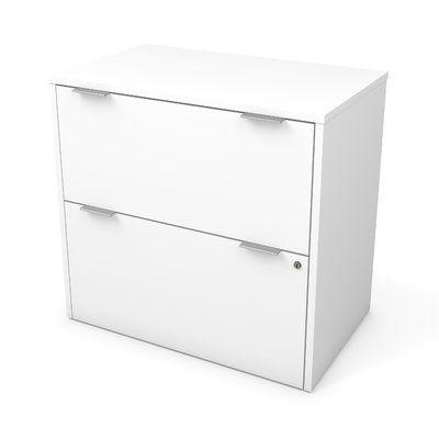 Brayden Studio Prattsburgh 2 Drawer Lateral Filing Cabinet Filing Cabinet Lateral File Drawer Filing Cabinet