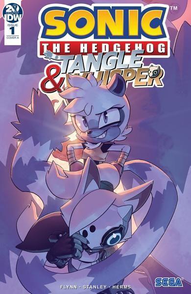 Ian Flynn Sonic The Hedgehog Tangle Whisper 1 Ebook Download Ebook Pdf Download Epub Audiobook Title Soni Comic Books Furry Comic Comic Book Shop