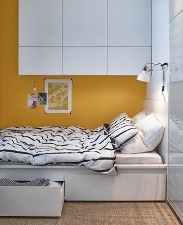 Armadio A Ponte Letto Matrimoniale Ikea.Armadi A Ponte Ikea Idee Per Piccole Camere Da Letto Idee