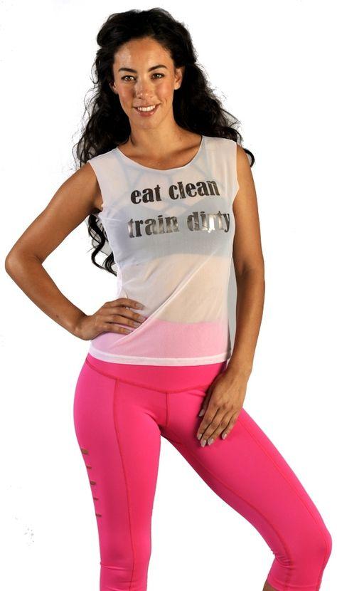 Stylish Yoga Capri Women s Workout Crop Legging Made in USA by J.Nessa  Activewear at SanDiegoFit.Com Gym Apparel 9e86fb70e5