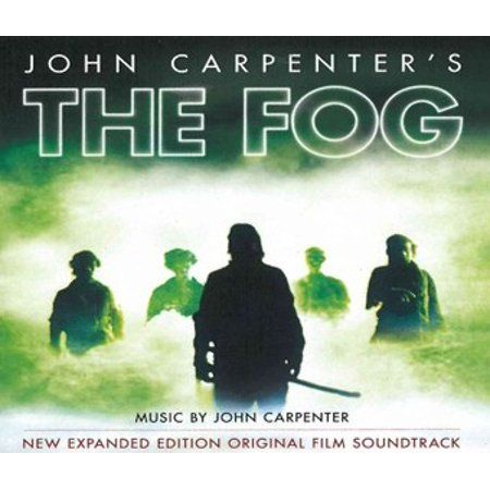 The Fog New Expanded Edition Soundtrack Walmart Com In 2021 John Carpenter The Fog John Carpenter Soundtrack