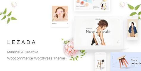 Lezada — Minimal & Creative WooCommerce WordPress Theme | Stylelib