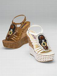 Love these!! | Shoes, Clearance shoes, Wedge sandals