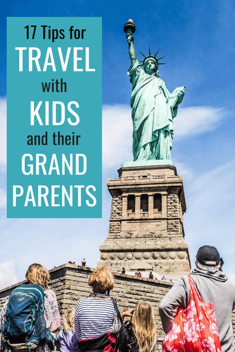 17 Family Vacation Tips For Multi Generational Travel Have You