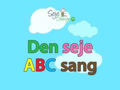 A er en Abe - den seje ABC sang - YouTube
