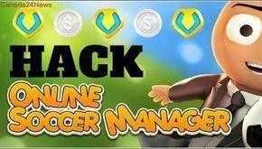 Online Soccer Manager Hack Osm Glitch Hack 2017 Soccerhacks Soccer Training Soccer Hacks