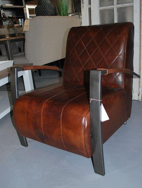 Leren Bank Schapenleer.Engelse Lederen Chesterfield Easy Chair Lounge Stoel Banken