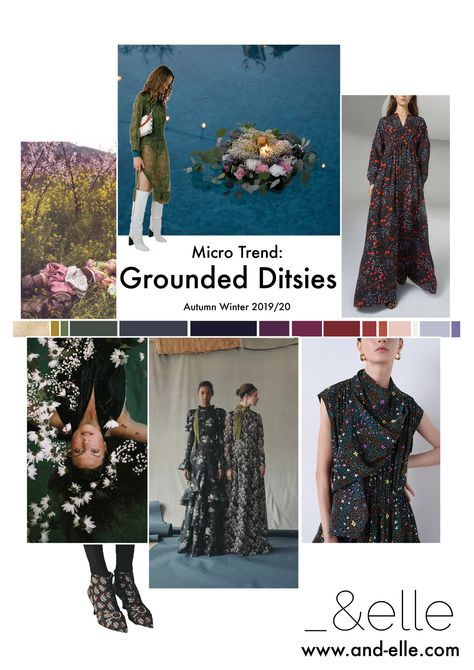 Print and pattern trend report
