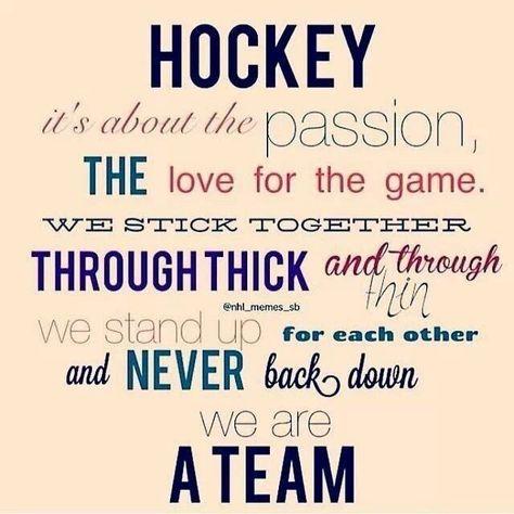 A Team...#hockey #sports @N17DG