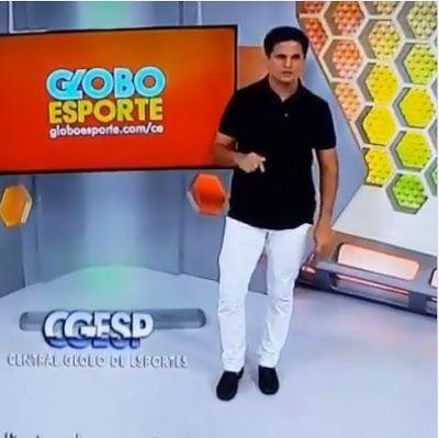 Apresentador Do Globo Esporte No Ceará Pede Demissão Ao Vivo