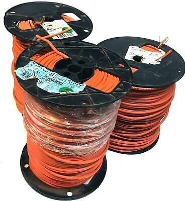 10 Awg Thhn Copper Stranded Wire Lot 3 Near Full Rolls 55 Lbs Ebay Wire Ebay 10 Things