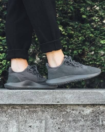 classic fit latest fashion 50% price Adidas Tubular Shadow Womens Gray/Gray BY9741 in 2019 ...
