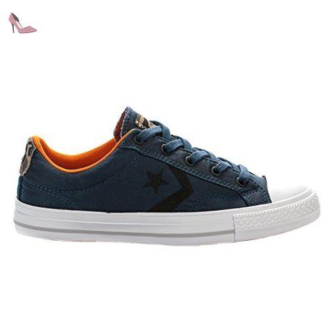 chaussure converse bleu marine femme
