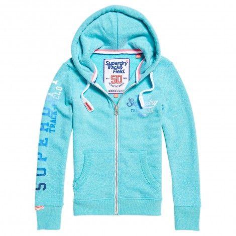 The North Face Drew Peak Hoodie sweater junior cosmic blue