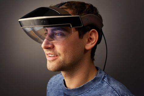 Will This Augmented Reality Machine Really Replace Your PC? - Bloomberg