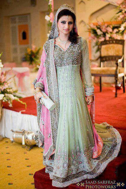 New Indian Wedding Dresses 2015
