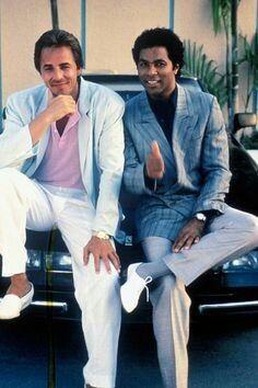 Miami vice 80s fashion