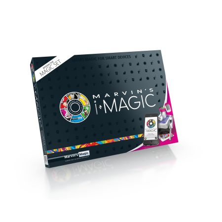 Marvins Magic Fifty Greatest Card Tricks Set in a Gift Set Tin for children and