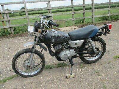 For Sale Yamaha Gt80 Gt 80 Gt1 1978 2g9 Classic Restoration Project In 2020 Classic Bikes Classic Bikes For Sale