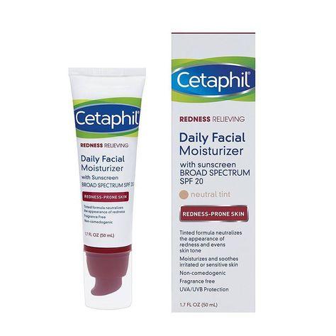 Are Rosacea facial cream can