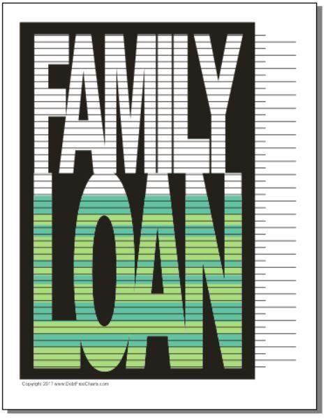 Family Loan Student Loans Loan Home Improvement Loans