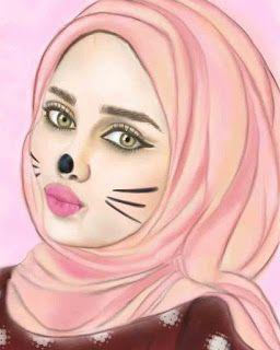 صور بنات كرتون Girl Cartoon Aurora Sleeping Beauty Anime Muslim