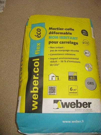 Colle Carrelage Weber Flex Carrelage Joint De Carrelage Collant