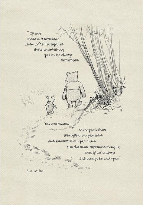 High quality digital print based on illustrations for the book Winnie the Pooh. SIZE A3: 297 mm x 420 mm (11.7″ x 16.5″ ) A4: 210 mm x 297 mm (8.3″ x 11.7″ ) A5: 148 mm x 210 mm ( 5.8″ x 8.3″) 5x7: 130 mm x 180 mm (5″ x 7″) PAPER Canson® Mi-Teintes® (160g) You can