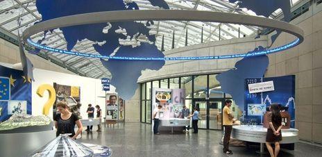 245 Haus Der Geschichte Bonn Haus Der Geschichte Led Bildschirm Aussenbereich