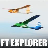1800mm wing for FT Explorer