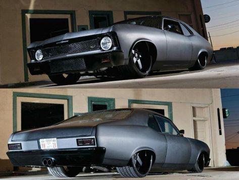 Chevy Nova #musclecars #muscle #cars #nova